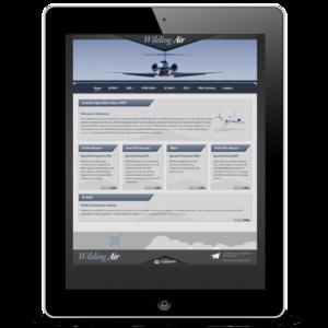 iPad EFB manual preparation